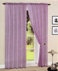 Zebra Curtain Panels 2 Pc New Curtain Sheer Voile Window Panel Zebra Leopard 60