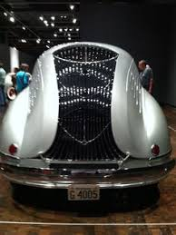 cars from art deco period exhibited in nashville art deco period
