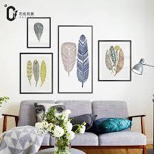 canap entr e indien plumes moderne chinois style canapé toile de fond et d