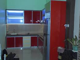 Harga Kitchen Set Olympic Furniture Kitchen Set Anti Rayap Kitchen Set Aluminium Composite Panel Acp