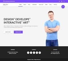 Best Resume Website Examples by Sility Premium Responsive Cv U0026 Resume Wordpress Theme