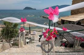 cheap wedding venues island zante weddings in zakynthos alexandras weddings