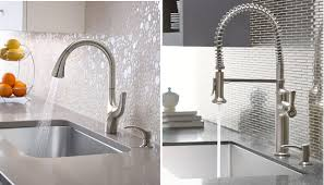 kitchen faucets kohler remodelando la casa how to choose the kitchen faucet