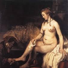 Susanna Im Bade Stendhal Syndrom Susanna Oder Bathseba U2013 Rembrandts U201ebadende