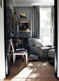 Black And White Checkered Curtains 9 Best Black White Gingham Curtains Images On Pinterest