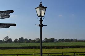 vintage street lamp decoration for classic style all home