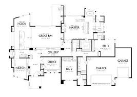 Contemporary House Floor Plan 61 Best House Plans Images On Pinterest Floor Plans House Floor