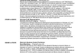 resume skilled trades 23 best trades resume templates samples
