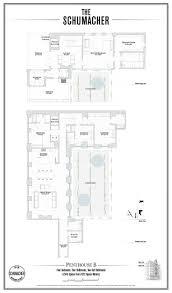 brownstone floor plans new york city 10 best floor plans residential images on pinterest floor
