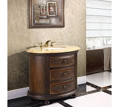 Houzz Bathroom Vanity by Shop Houzz Simpli Home Ltd Wendy Single Vanity Cream 36 Regarding
