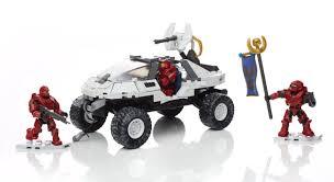 halo warthog halo mega construx artic warthog fdy52 brutal gamer