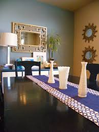 Mirrors Dining Room Saved By Suzy House Tour Dining Room Sunburst Mirrors White