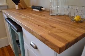 butcher block table ikea table designs