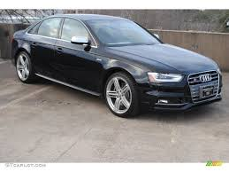 black audi s4 2013 phantom black pearl effect audi s4 3 0t quattro sedan