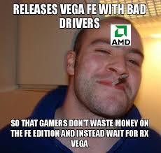 Vega Meme - good guy ayymd ayymd