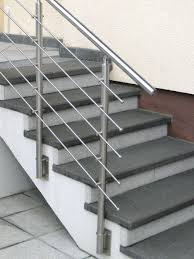 Banister Fittings Stairs Marvellous Metal Hand Railing Fascinating Metal Hand