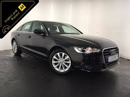 used audi a6 cars for sale motors co uk