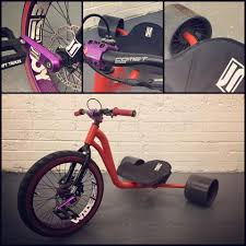 Radio Flyer 79 Big Front Wheel Chopper Trike Tricycle Thunder By Jr Drift Trikes Rush Drift Trikes Pinterest