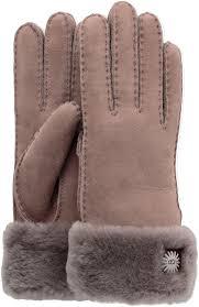 ugg gloves canada sale taupe ugg gloves turn cluf glove omoda com