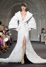 high wedding dresses 2011 stephane rolland fall 2011 couture wedding inspirasi
