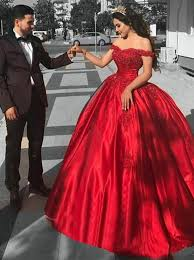 simple quinceanera dresses buy gown the shoulder satin quinceanera dress with