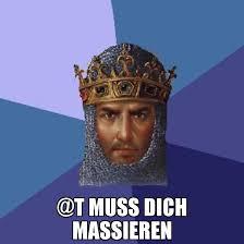 Meme Age - t muss dich massieren meme age of empires 74465 memeshappen
