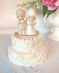 vintage precious moments wedding cake topper houseoflucien