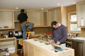 Installation Of Kitchen Cabinets by Kitchen Cabinet Installation Photo Gallery Website Kitchen Cabinet