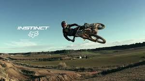 fox motocross fox mx presents clement desalle instinct boot youtube