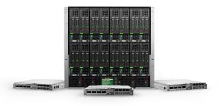 virtual connect network fabric server virtualization hpe