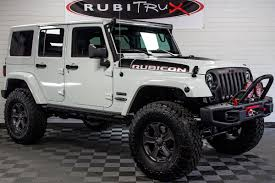 custom jeep white 2017 jeep wrangler rubicon recon unlimited white jeepers