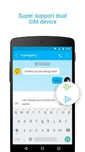 sms app for android zero sms fast free themes android apps on play
