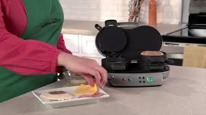 Which Sandwich Toaster Hamilton Beach Dual Breakfast Sandwich Maker 25490