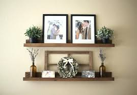 wall decor 24 shelves wall decorating ideas full image for
