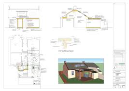 Loft Conversion Floor Plans Stairhill Architecture Ltd Projects Dwelling Extension And Loft