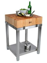 Kitchen Island Base Only by Boos Cucina Laforza Maple Butcher Block U0026 Frame