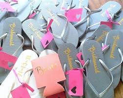 flip flop wedding favors wedding flip flops etsy