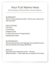 your résumé u2013 what to keep and what to nix nestlé purina careers