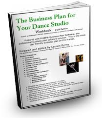 dance studio business plan free
