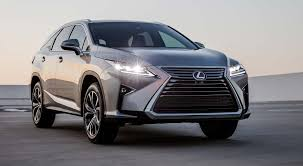 lexus rx lexus goes big with an extra large rx350l and rx450hl crossover