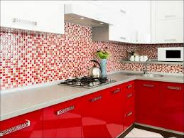 kitchen red kitchen decor themes red kitchens design tips models