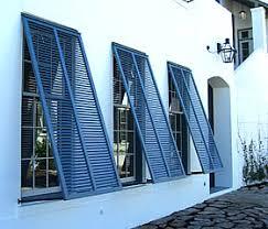 Storm Awnings Bahama Bermuda Premium Shutters Hurricane Shutters Garage
