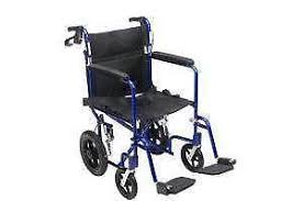transport chair wheelchairs ebay