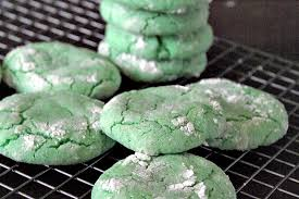 day cookies easy st s day crinkle cookie recipe scattered thoughts