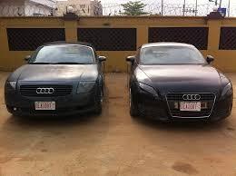 audi tt 08 08 audi tt rhd aesthetic autos nig ltd 1 6m all sold sold autos