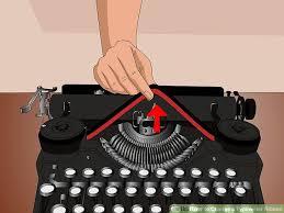 chagne ribbon 3 ways to change a typewriter ribbon wikihow