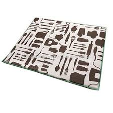 kitchen drying mat china microfiber dish drying mat kitchen mat dish dryer mat
