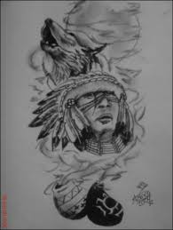 smoke native tat by sugarskull tattoos on deviantart