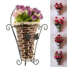 Artificial Flower Decorations For Home Flower Vase Arrangement Promotion Shop For Promotional Flower Vase