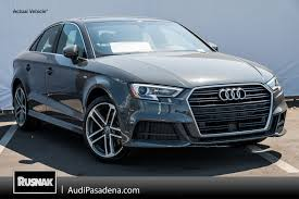 audi a3 for sale los angeles